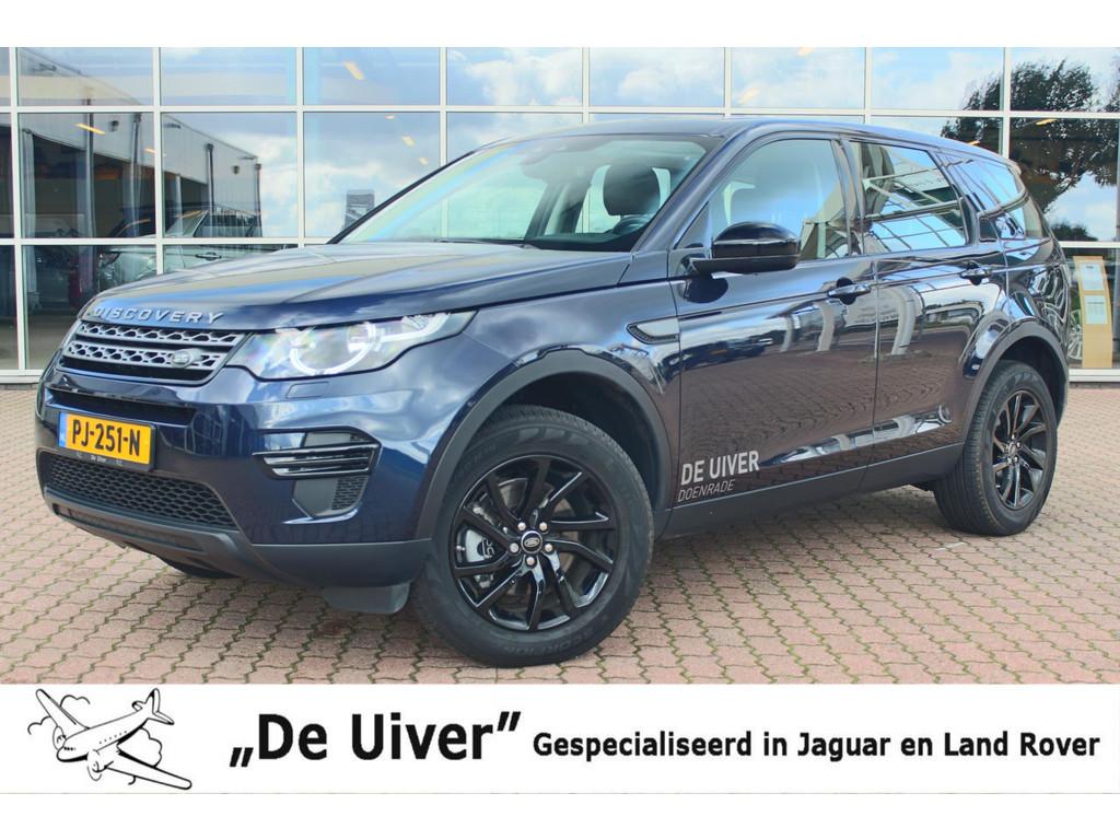 Land Rover Discovery Sport bij carhotspot.nl