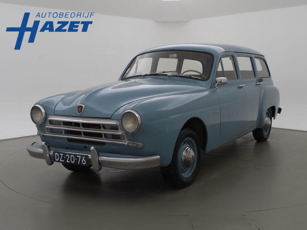 Renault FREGATE