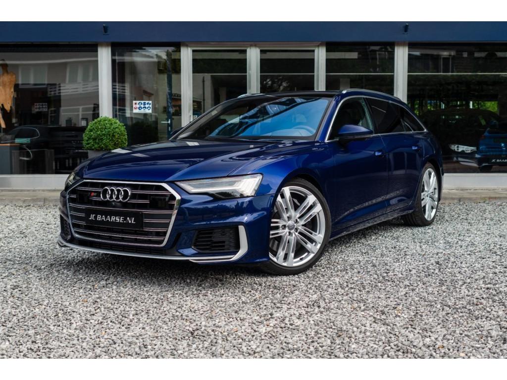 Audi S6 bij autopolski.nl