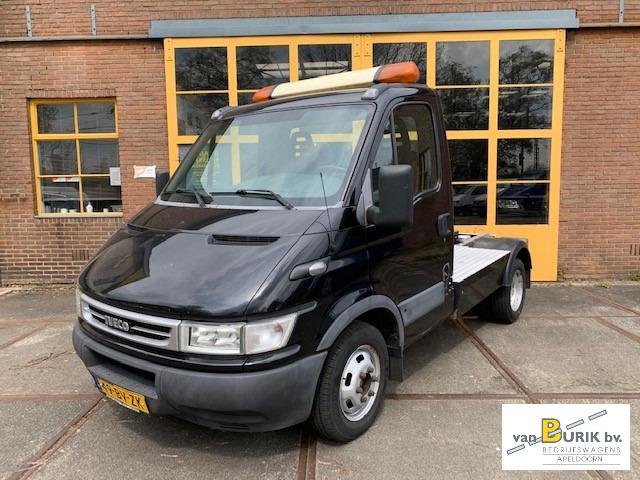 Iveco-Daily-35C17 10 Ton-carhotspot-budget.nl