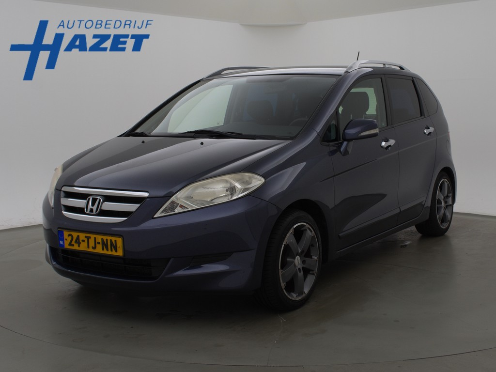 Honda-FR-V-2.0i COMFORT 150 PK + CLIMATE CONTROL / TREKHAAK / CRUISE CONTROL-carhotspot-budget.nl